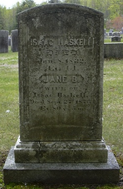 Jane Boardman <I>Chase</I> Haskell