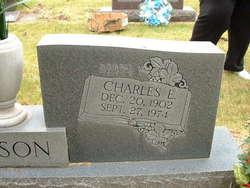 """Charles Eugene """"Charlie"""" Wilson"""