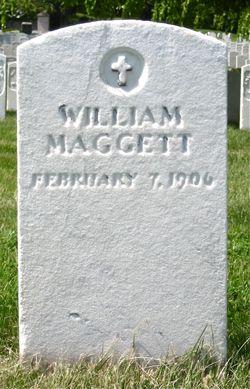 William Maggett