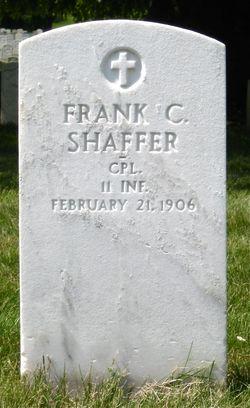 Frank C Shaffer