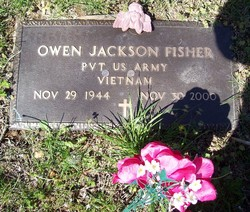 "Owen Jackson ""Jack"" Fisher"