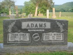 Fern <I>Coke</I> Adams