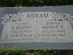 Myrtle <I>Child</I> Abram