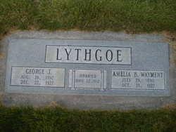 George James Lythgoe