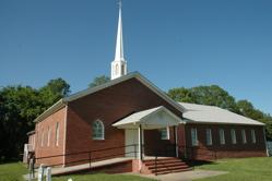 Center Union Baptist Church Cemetery