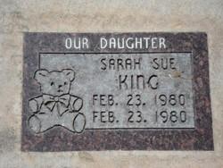 Sarah Sue King