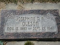 Josephine Deseret <I>Romrell</I> Oleson
