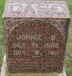 Johnie Daniel Case