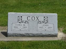 Cora Mae <I>Walton</I> Cox