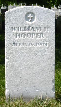 William H Hooper
