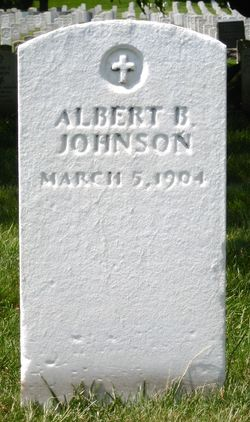 Albert P Johnson