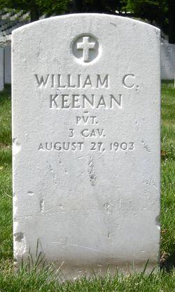 William C Keenan