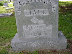 Clifton W. Hall