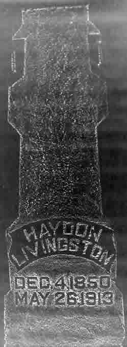 Ambrose Haydon Livingston