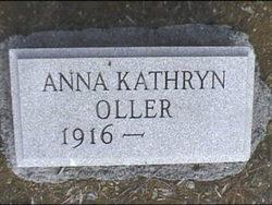 Dr Anna Kathryn Oller