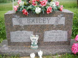 Mary Evelyn Bailey