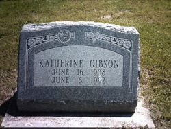 Katherine <I>Smith</I> Gibson