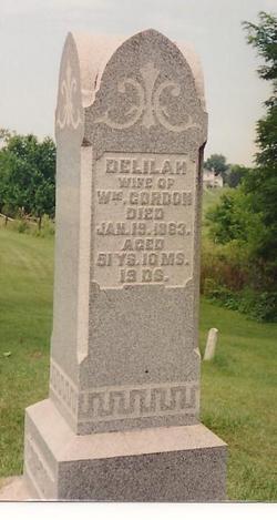 Delilah <I>Miller</I> Gordon