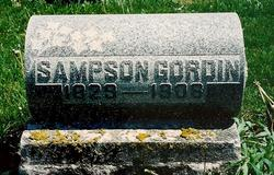 Sampson Gordin