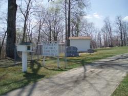 Saint Vincent's Catholic Cemetery