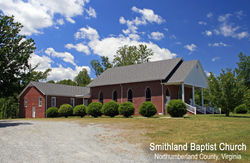 Smithland Baptist Church Cemetery