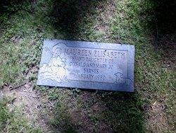 Maureen Elisabeth Barnes
