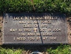 Maj Jack R Kummerfeld