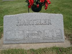 John D Hartzler