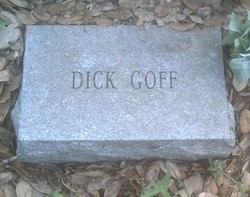 "Richard ""Dick"" Goff"