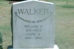 Sadie Bell <I>Strosnider</I> Walker