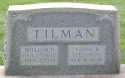 """William Bland """"Willie"""" Tilman"""