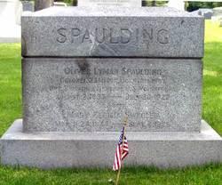 Mary Cecilia <I>Swegles</I> Spaulding