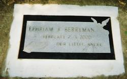 Ephriam John Berryman
