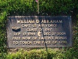 Capt William Dale Abraham