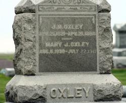 James Milton Oxley