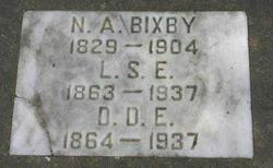 Lucy S. <I>Bixby</I> Emminger