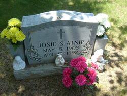 "Josephine ""Josie"" <I>Summers</I> Atnip"