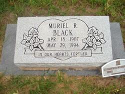 Muriel R. Black