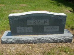 Felix Monroe Ervin