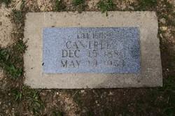 Lillie Jane <I>Drennen</I> Cantrell