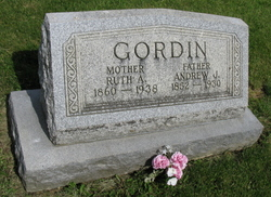 Ruth Ann <I>Simmermon</I> Gordin