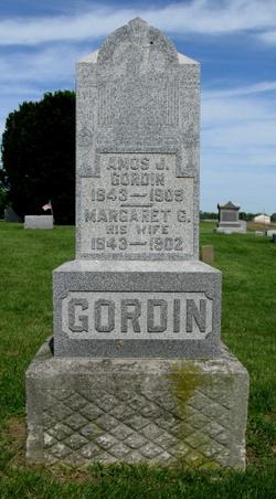 Margaret G. <I>McCune</I> Gordin