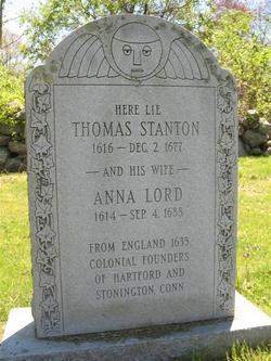 Thomas Stanton