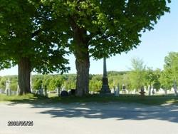 New Sharon Village Cemetery