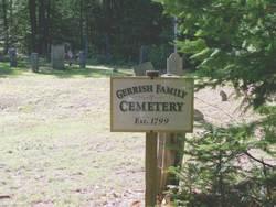 Gerrish Family Cemetery