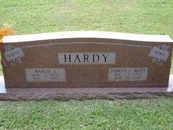 Marcus T Hardy