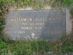 William August Juedeman