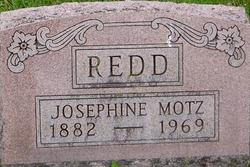 Josephine <I>Motz</I> Redd