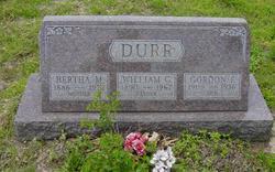 William Garland A. Durr