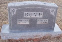 Alfred M Boyd